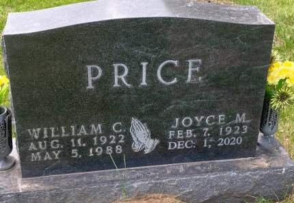 PRICE, WILLIAM CHALMERS - Madison County, Iowa | WILLIAM CHALMERS PRICE