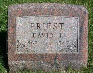 PRIEST, DAVID I. - Madison County, Iowa | DAVID I. PRIEST