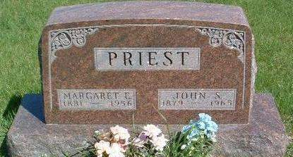PRIEST, MARGARET ELVA - Madison County, Iowa | MARGARET ELVA PRIEST