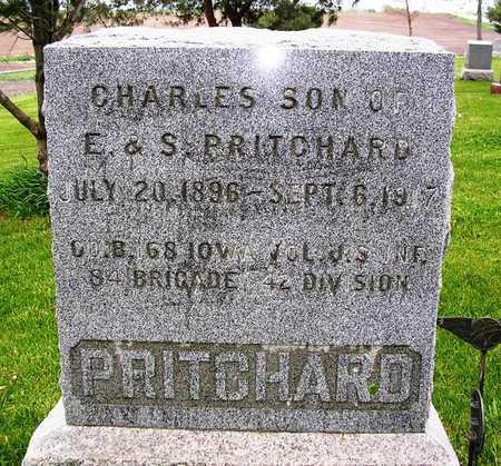 PRITCHARD, CHARLES W. - Madison County, Iowa | CHARLES W. PRITCHARD