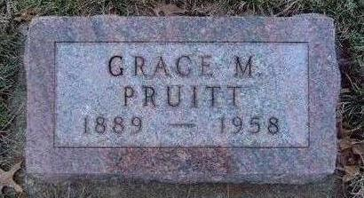 PRUITT, GRACE MYRTLE - Madison County, Iowa | GRACE MYRTLE PRUITT