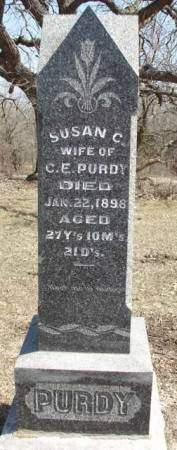 PURDY, SUSAN CATHERINE - Madison County, Iowa | SUSAN CATHERINE PURDY