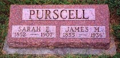 PURSCELL, JAMES MADISON - Madison County, Iowa | JAMES MADISON PURSCELL