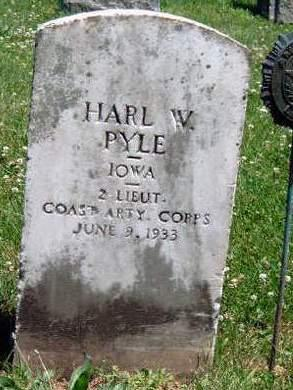 PYLE, HARL W. - Madison County, Iowa | HARL W. PYLE