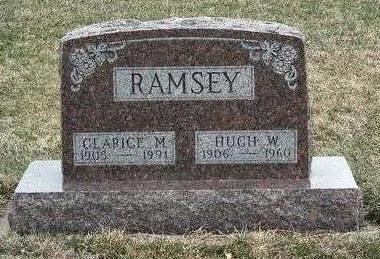 RAMSEY, HUGH W. - Madison County, Iowa | HUGH W. RAMSEY