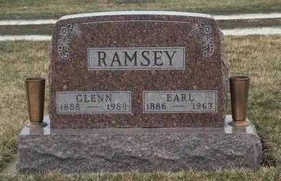 RAMSEY, EARL - Madison County, Iowa | EARL RAMSEY