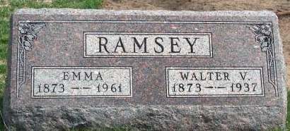 RAMSEY, EMMA - Madison County, Iowa | EMMA RAMSEY