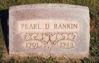 RANKIN, PEARL MAY - Madison County, Iowa | PEARL MAY RANKIN