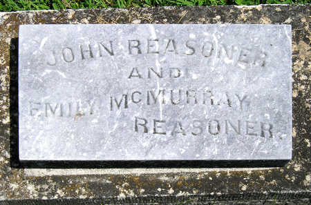 REASONER, JOHN - Madison County, Iowa | JOHN REASONER