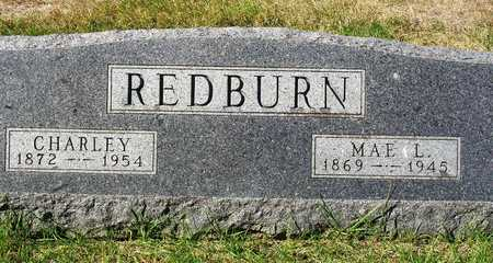 REDBURN, CHARLEY - Madison County, Iowa | CHARLEY REDBURN
