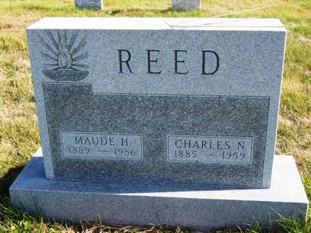 REED, CHARLES NEVIN - Madison County, Iowa | CHARLES NEVIN REED