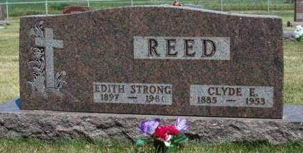 REED, CLYDE E. - Madison County, Iowa | CLYDE E. REED