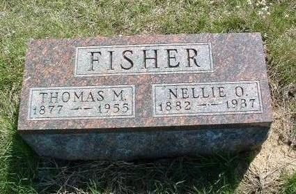 REED FISHER, NELLIE OLIVE - Madison County, Iowa | NELLIE OLIVE REED FISHER