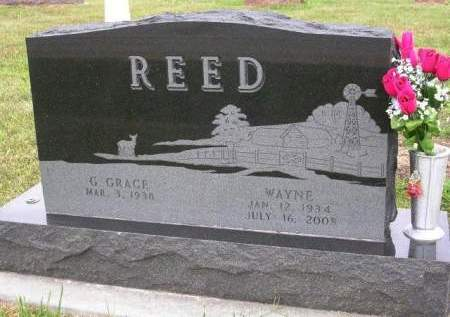 REED, WAYNE - Madison County, Iowa | WAYNE REED
