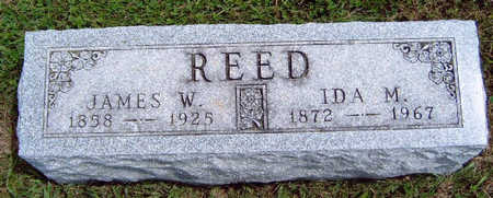 REED, IDA MAY - Madison County, Iowa | IDA MAY REED