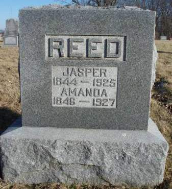 REED, JASPER - Madison County, Iowa | JASPER REED