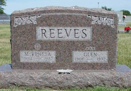 REEVES, GLEN - Madison County, Iowa | GLEN REEVES