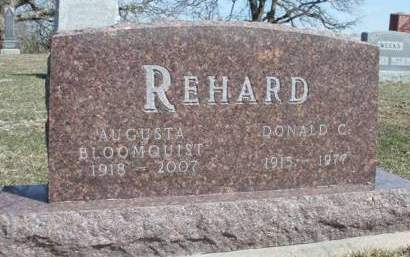REHARD, DONALD CLAIR - Madison County, Iowa | DONALD CLAIR REHARD