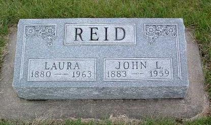 REID, JOHN LEWIS - Madison County, Iowa | JOHN LEWIS REID