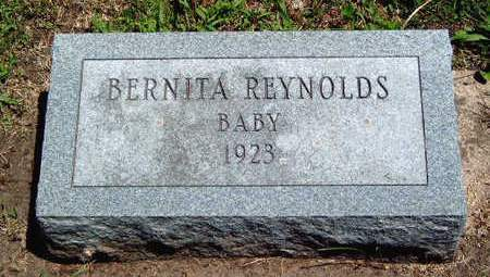 REYNOLDS, BERNITA - Madison County, Iowa | BERNITA REYNOLDS