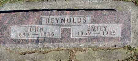 REYNOLDS, JOHN ISAAC - Madison County, Iowa | JOHN ISAAC REYNOLDS