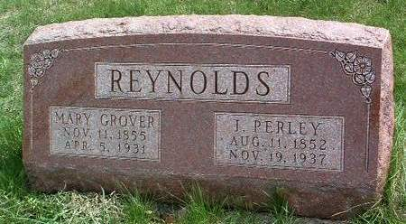 GROVER REYNOLDS, MARY A. - Madison County, Iowa | MARY A. GROVER REYNOLDS