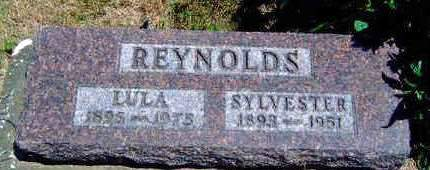 REYNOLDS, LULA - Madison County, Iowa | LULA REYNOLDS