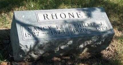 GREENE RHONE, NANCY F. - Madison County, Iowa | NANCY F. GREENE RHONE
