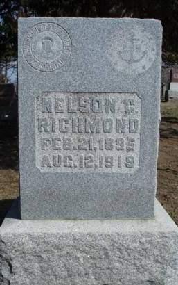 RICHMOND, NELSON GUY - Madison County, Iowa | NELSON GUY RICHMOND