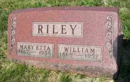 RILEY, WILLIAM - Madison County, Iowa | WILLIAM RILEY
