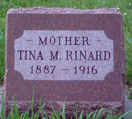 RINARD, TINA MAY - Madison County, Iowa | TINA MAY RINARD