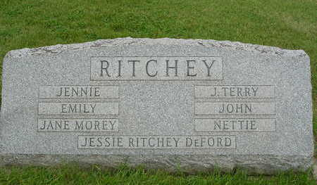RITCHEY, JOHN B. T. - Madison County, Iowa | JOHN B. T. RITCHEY