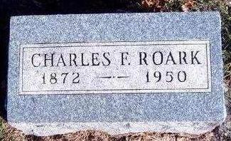 ROARK, CHARLES F. - Madison County, Iowa | CHARLES F. ROARK