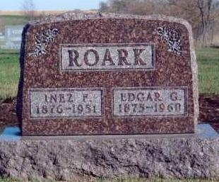 ROARK, EDGAR GROVER - Madison County, Iowa   EDGAR GROVER ROARK