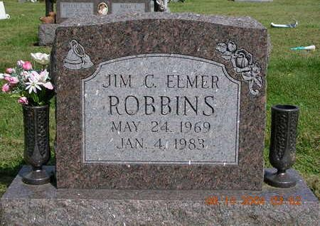 ROBBINS, JIM C. ELMER - Madison County, Iowa | JIM C. ELMER ROBBINS
