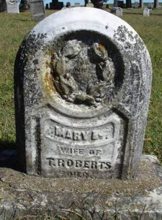 ROBERTS, MARY E. - Madison County, Iowa | MARY E. ROBERTS