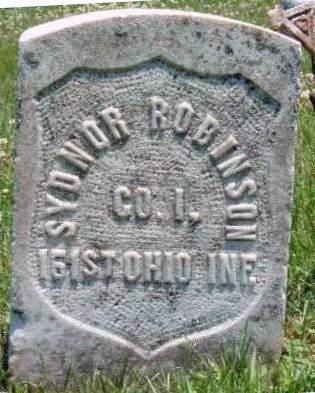 ROBINSON, SYDNOR - Madison County, Iowa | SYDNOR ROBINSON