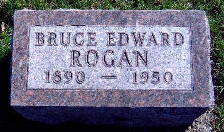 ROGAN, BRUCE EDWARD - Madison County, Iowa | BRUCE EDWARD ROGAN