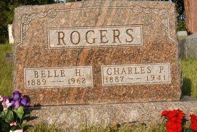 ROGERS, MAE BELLE - Madison County, Iowa | MAE BELLE ROGERS