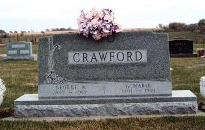 ROGERS CRAWFORD, GERTRUDE MARIE - Madison County, Iowa | GERTRUDE MARIE ROGERS CRAWFORD
