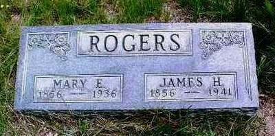 ROGERS, JAMES H. - Madison County, Iowa | JAMES H. ROGERS