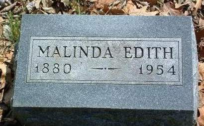 ROGERS, MALINDA EDITH - Madison County, Iowa | MALINDA EDITH ROGERS