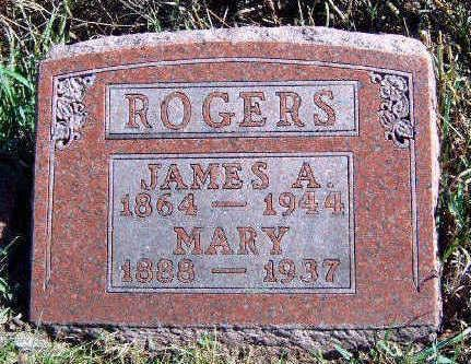 ROGERS, MARY - Madison County, Iowa | MARY ROGERS