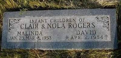 ROGERS, MALINDA - Madison County, Iowa | MALINDA ROGERS