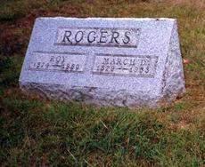COAKLEY ROGERS, MARCHIE DRUSCILLA - Madison County, Iowa | MARCHIE DRUSCILLA COAKLEY ROGERS