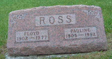 ROSS, MARTHA PAULINE (MATTIE) - Madison County, Iowa | MARTHA PAULINE (MATTIE) ROSS