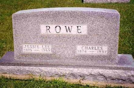 ROWE, CHARLES - Madison County, Iowa | CHARLES ROWE