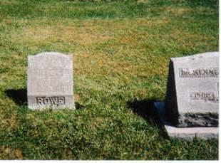 ROWE, HERMAN - Madison County, Iowa | HERMAN ROWE