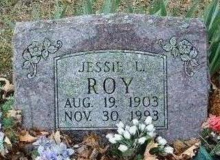 ROY, JESSIE LUCILLE - Madison County, Iowa | JESSIE LUCILLE ROY