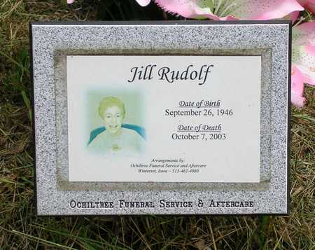BERCH RUDOLF, NONA JILL - Madison County, Iowa | NONA JILL BERCH RUDOLF
